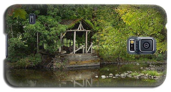 Larwood Covered Bridge Park Galaxy S5 Case