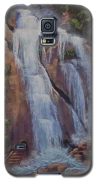Las Brisas Falls Huatuco Mexico Galaxy S5 Case