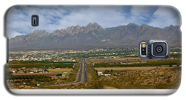 Las Cruces New Mexico Panorama Galaxy S5 Case