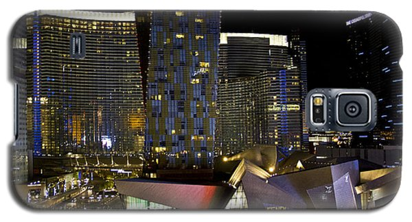 Las Vegas City Center Galaxy S5 Case