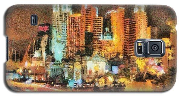 Las Vegas Galaxy S5 Case by Georgi Dimitrov