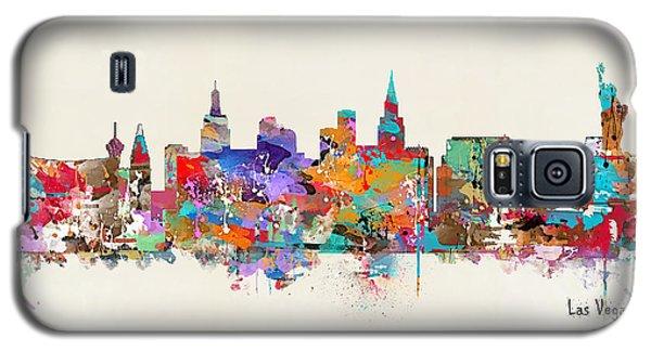 Las Vegas Skyline Galaxy S5 Case by Bri B
