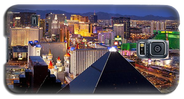 Las Vegas Skyline Galaxy S5 Case