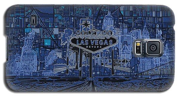 Las Vegas Skyline Galaxy S5 Case