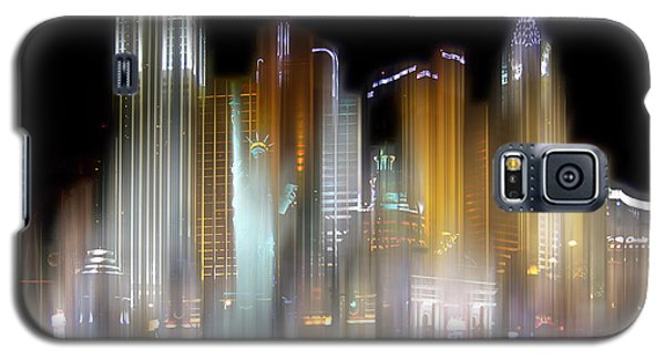 Las Vegas Surreal Galaxy S5 Case