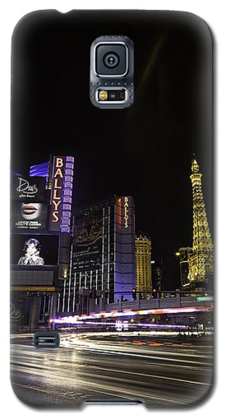 Las Vegas Traffic 11 Galaxy S5 Case