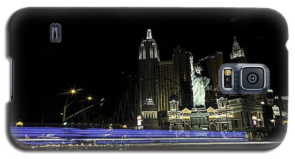 Las Vegas Traffic 2 Galaxy S5 Case