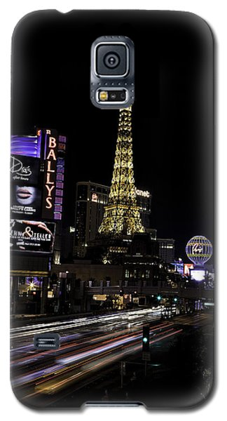 Las Vegas Traffic 5 Galaxy S5 Case
