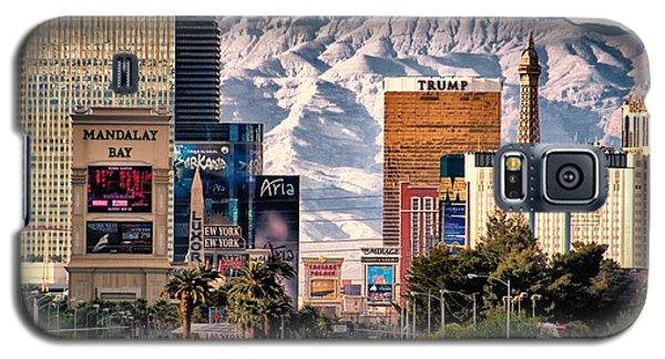 Las Vegas Nevada Galaxy S5 Case