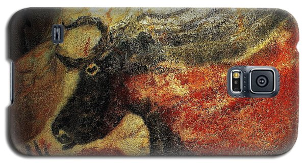 Galaxy S5 Case featuring the photograph Lascaux II Number 2 - Horizontal by Jacqueline M Lewis