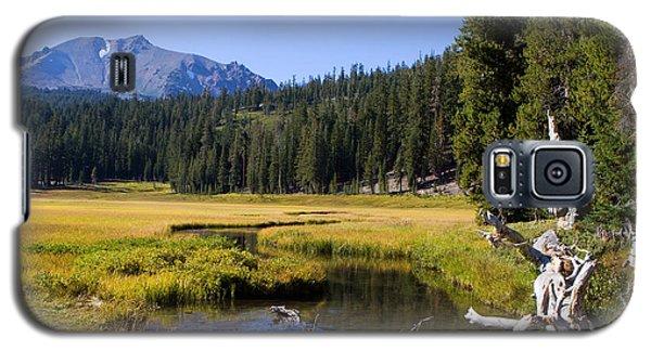 Lassen Mountain Stream Galaxy S5 Case
