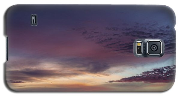 Last 2012 Sunrise Galaxy S5 Case