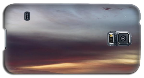 Last 2012 Sunrise Panoramic Galaxy S5 Case
