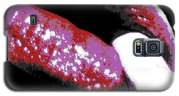 Last Cigarette Galaxy S5 Case by Lisa Piper