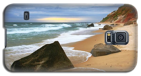 Galaxy S5 Case featuring the photograph Last Light Before The Storm by Roupen  Baker