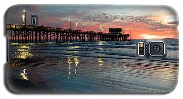 Last Light Galaxy S5 Case by Everette McMahan jr
