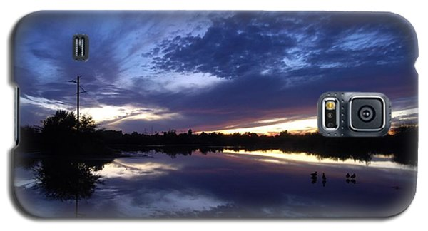 Galaxy S5 Case featuring the photograph Last Light by Tam Ryan