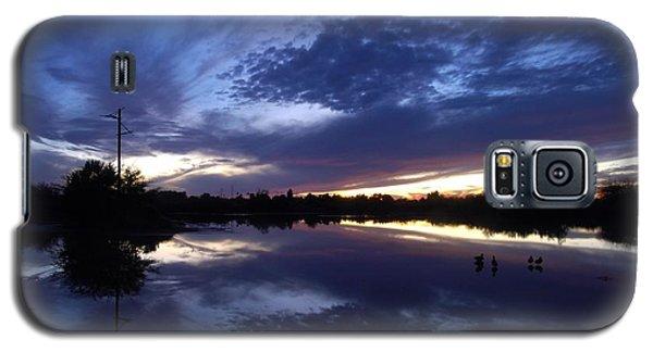 Last Light Galaxy S5 Case by Tam Ryan