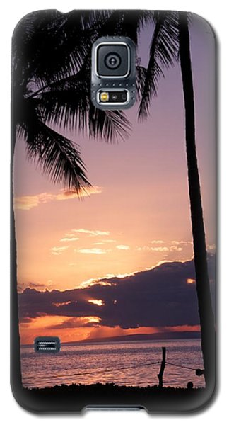 Last Of The Sun On Maui Galaxy S5 Case