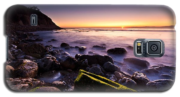 Galaxy S5 Case featuring the photograph Last Ray by Mihai Andritoiu