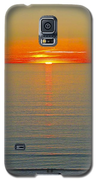 Last Rays Galaxy S5 Case by Jocelyn Kahawai