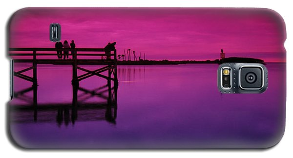 Last Sunset Galaxy S5 Case