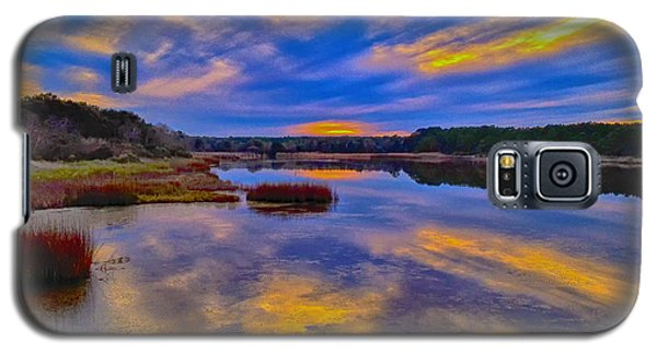 Last Sunset Galaxy S5 Case by Bill Barber
