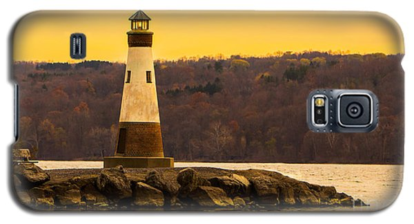 Late Fall Sunset At Myers Park Galaxy S5 Case