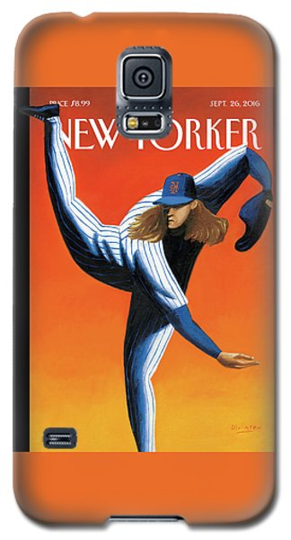 Late Innings Galaxy S5 Case