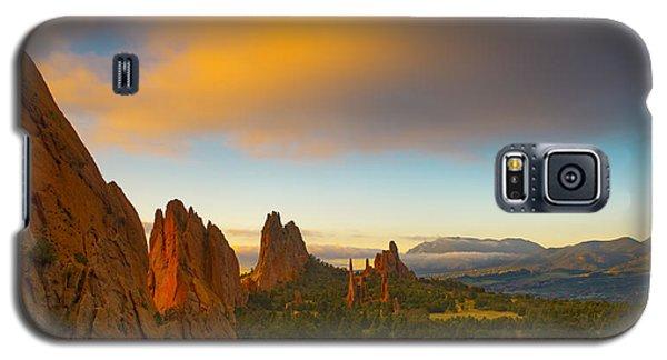 Late Summer Beauty Galaxy S5 Case