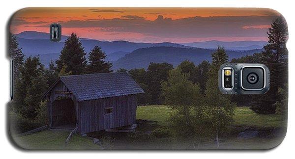 Late Summer Sunset Galaxy S5 Case