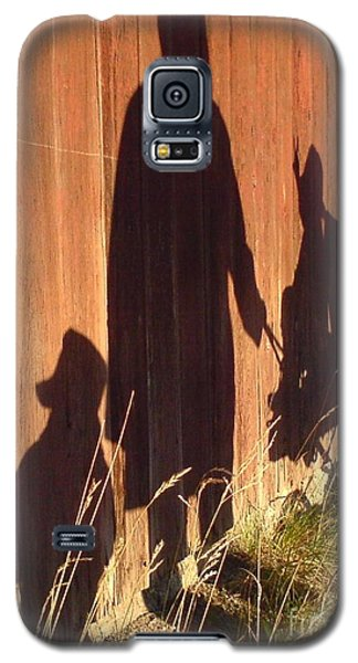 Galaxy S5 Case featuring the photograph Late Summer Walk by Martin Howard