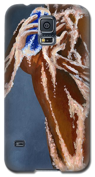 Lather Galaxy S5 Case