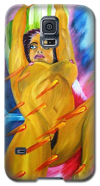 Latin Dreams Revisited Galaxy S5 Case by The GYPSY And DEBBIE