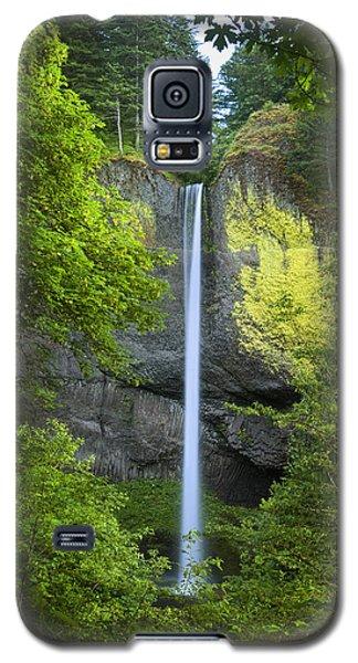 Latourell Falls Galaxy S5 Case