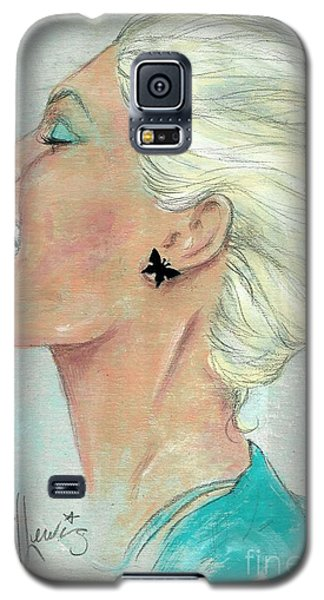 Laugh Often Galaxy S5 Case by P J Lewis