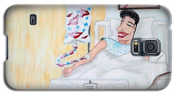 Laughter As Medicine Galaxy S5 Case