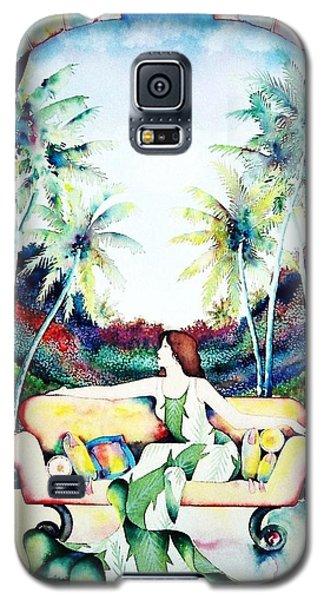 Laura Galaxy S5 Case