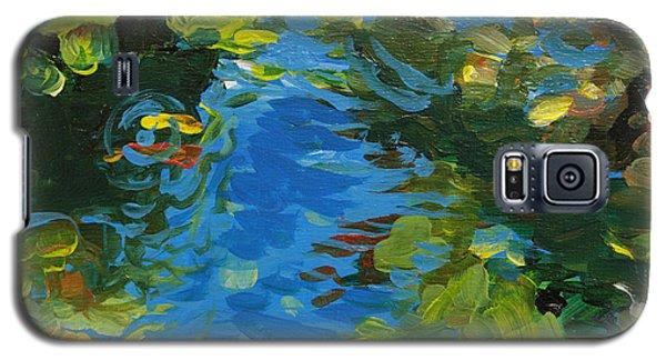 Laura's Pond II Galaxy S5 Case
