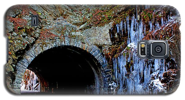Laurel Creek Road Tunnel Galaxy S5 Case