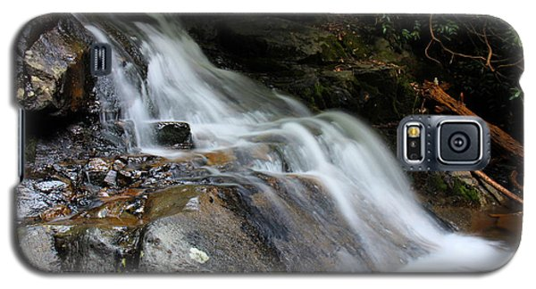 Galaxy S5 Case featuring the photograph Laurel Falls Great Smoky Mountains by Jerome Lynch