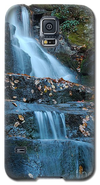 Galaxy S5 Case featuring the photograph Laurel Falls by Patrick Shupert