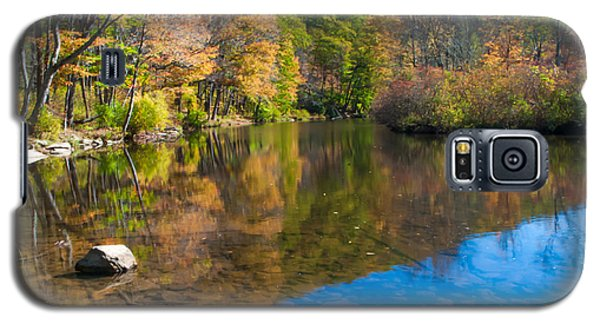 Galaxy S5 Case featuring the photograph Laurel Hill Creek Lan 344 by G L Sarti
