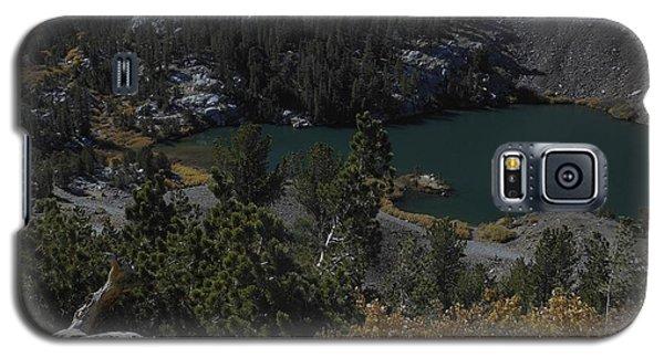 Laurel Lake Fall Color Galaxy S5 Case