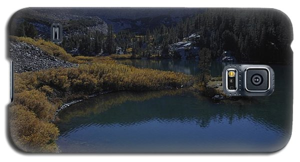 Laurel Lake Fall Color Reflections Galaxy S5 Case