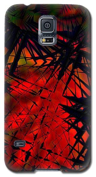 Laurion Heat 1 Galaxy S5 Case