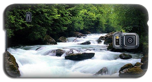 Lauterbrunnen River Galaxy S5 Case