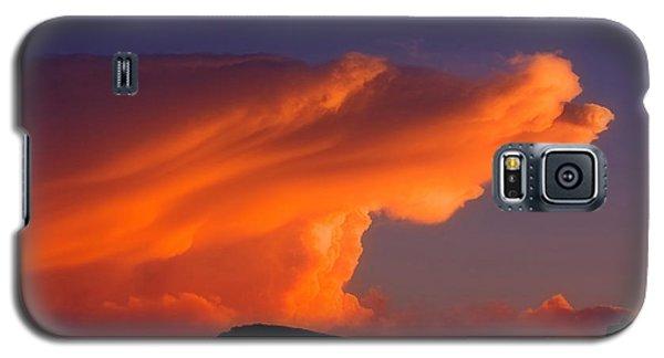 Lava Lamp Galaxy S5 Case