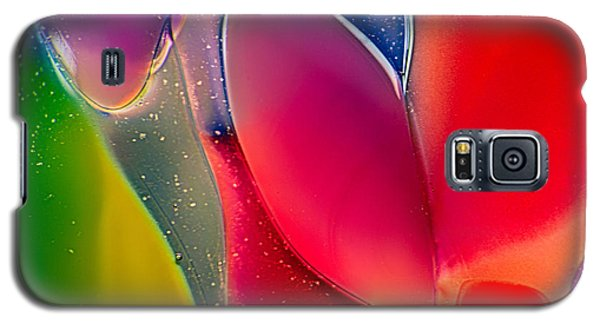 Lava Lamp Galaxy S5 Case