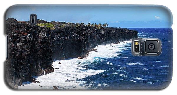 Lava Shore Galaxy S5 Case